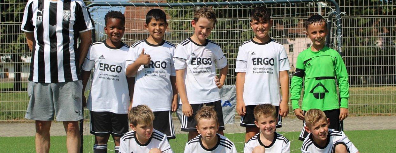 F-Jugend mit gutem Saisonstart