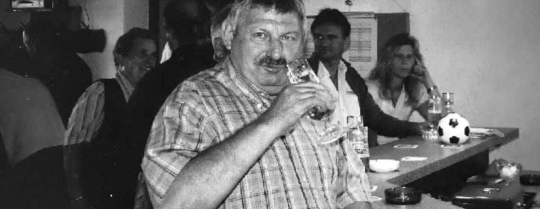 Trauer um Günther Hans