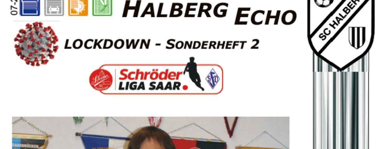 Halberg Echo - Corona-Sonderheft 2