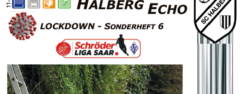 Halberg Echo - Corona-Sonderheft 6