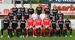 Am Samstag gegen FC Homburg II