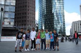 D-Junioren in Berlin 10-12.8.12
