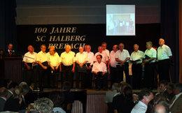 100 Jahre SC Halberg Brebach 2007
