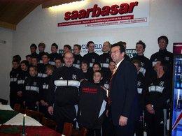 Saarbasaranzüge 12/2004 mit Feier Fördergemeinschaft